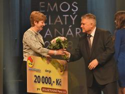EMOS ZLATÝ KANÁR 2018 - Petr Huťka