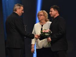 EMOS ZLATÝ KANÁR 2018 - Hana Mazochová