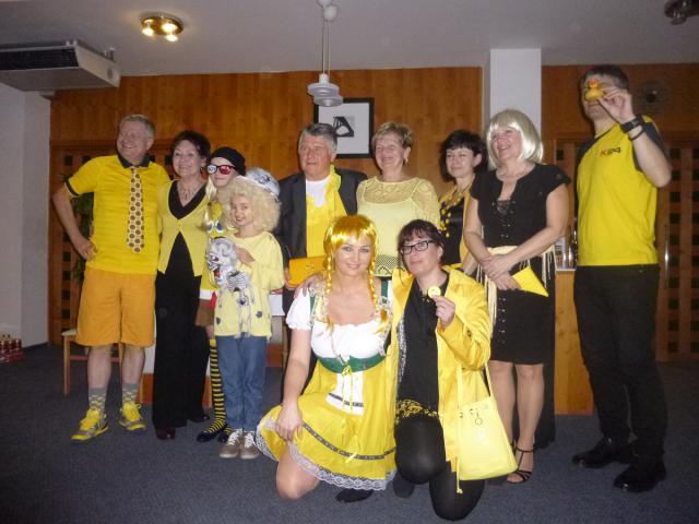 společná_žlutásek večera